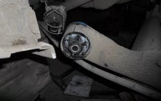 Рено Логан замена сайлентблоков передних рычагов