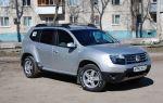 Выбор летних шин на Renault Duster
