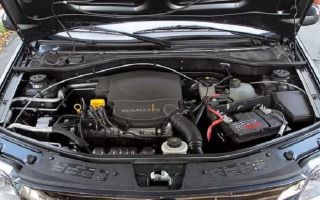 Ресурс двигателя Рено Логан 1.6