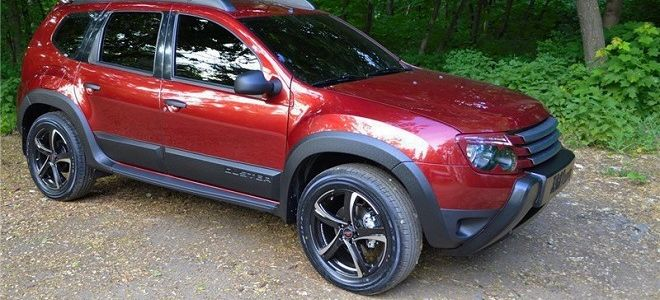 Разболтовка дисков на Renault Duster