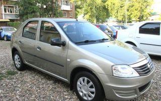 Renault Logan 2011 технические характеристики