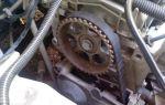 Ремень ГРМ Рено Сандеро 1.6 двигатель 16 и 8 клапанов