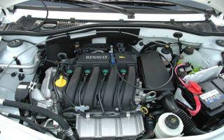 Лада Ларгус 8 и 16 клапанный двигатель