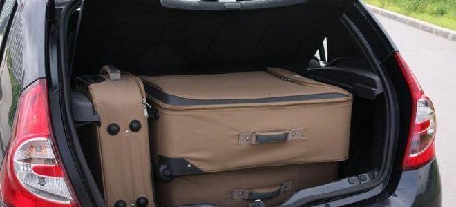 Багажник на крышу Рено Сандеро Степвей