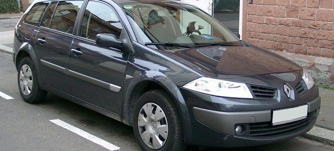Рено Меган 2 2005-2008 года технические характеристики