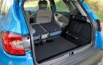Объем багажника в Рено Каптур