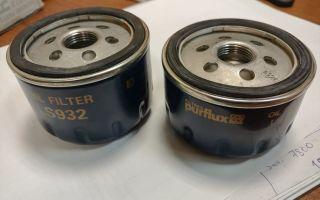 Фильтр масляный Рено Меган 2 1.6 клапанов