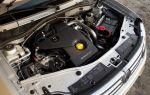 Технические характеристики двигателя и автомобиля Рено Дастер с дизельным мотором