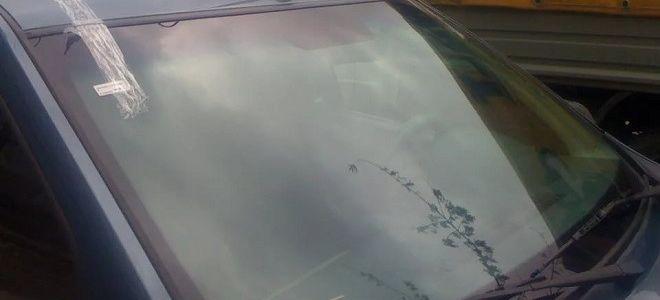 Лобовое стекло Рено Логан
