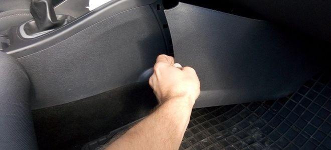 Замена салонного фильтра в Рено Меган 3 своими руками