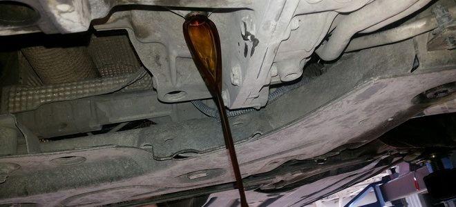 Замена масла в коробке передач в Рено Меган 2 своими руками