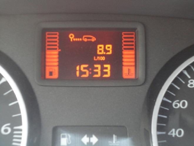 Реальный расход топлива