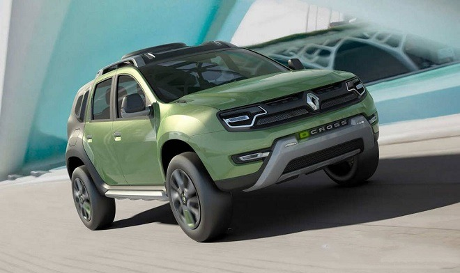 Duster-Renault 2018