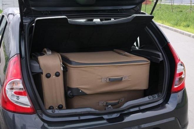 багажник на рено сандеро степвей