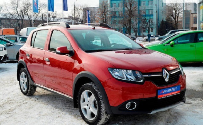 Тест-драйв Renault Sandero Stepway с АКП и