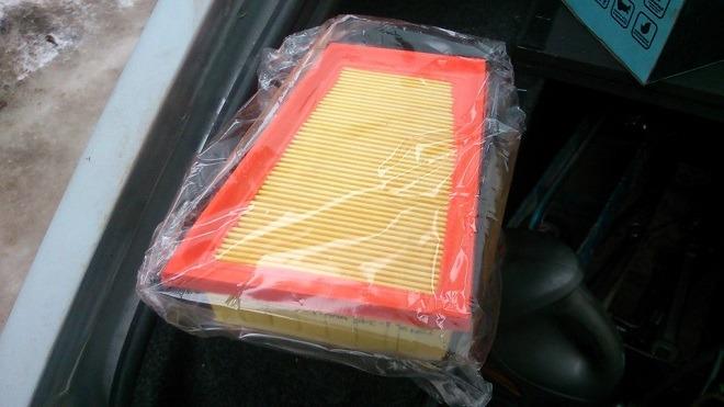воздушный фильтр ларгус 16 клапанов